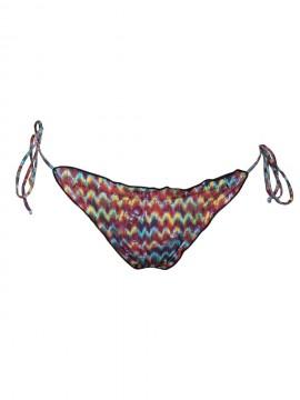 Tanga de bikini ripple - ZIZ-ZAG ANIMAL