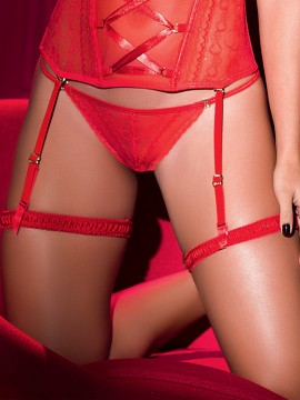 String sexy rouge - 4513